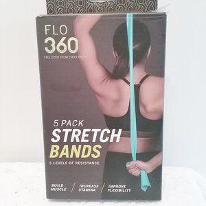 FLO 360 stretch bands
